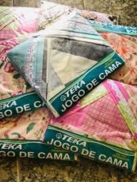 Título do anúncio: Jogo de cama 3 peças por R$ 50,00