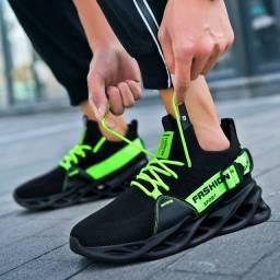 Título do anúncio: Tênis Novo Importado de caminhada/corrida - Fashion Sport