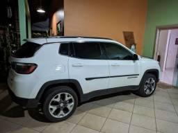 Título do anúncio: Jeep compass longitude diesel 4x4 - 4 mil km - zero
