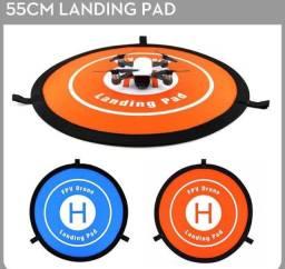Pista de Pouso 55cm Landing Pad P/ DJI Spark Mavic Phantom