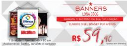 Banner Promoçãoo Grafica