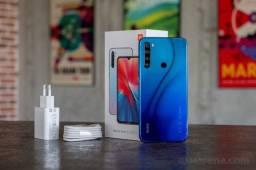 Título do anúncio: Xiaomi Redmi Note 8 (2021) 64 GB Azul
