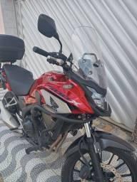 Título do anúncio: Motocicleta Honda CB500X