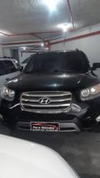 Título do anúncio: Hyndai santa fé 2.4 2WD  aut. Ano 2012