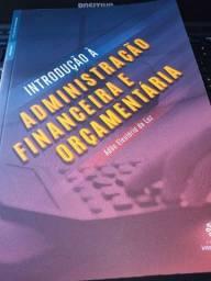 Livro Administração Financeira e Orçamentária