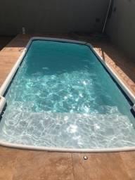 Título do anúncio: Limpeza e tratamento de água de piscinas.