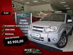 Título do anúncio: Ford EcoSport Ecosport XLT 1.6 (Flex) FLEX MANUAL