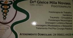 Fisioterapia Atendimento Domiciliar *