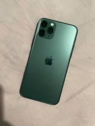 Título do anúncio: iPhone 11 Pro 256 impecável torro