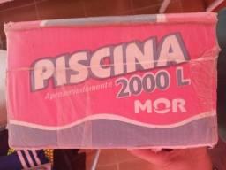 Título do anúncio: Piscina mor 2.000 L / 001004
