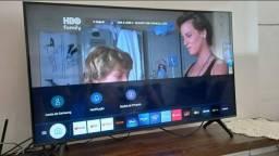 Título do anúncio: TV snart 43 Samsung