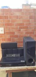 Home theater 5.1 LG