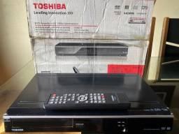 Relíquia: Gravador De Dvd Toshiba Dr430 Hdmi Seminovo