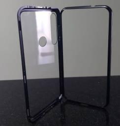 Capinha de celular Magnética: Moto G8 Plus