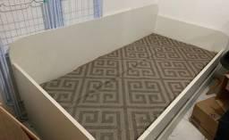 Título do anúncio: Bi cama semi nova Móveis Campo Largo (baixouuu)