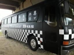 Ônibus barbearia - 1989