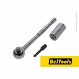 Chave Catraca 3/8 Com Soquete 7 a 19 mm Universal - Beltools