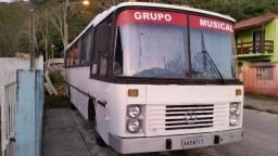 Ônibus mercedes Benz para Banda ou Moto Home - 1982