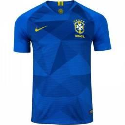 Camisa do Brasil Azul