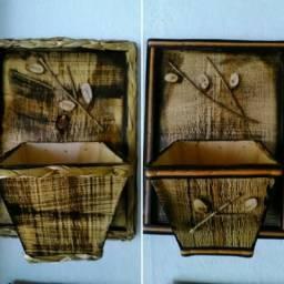 Artesanato,cesta,cachepos em geral