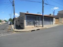 Casa à venda com 2 dormitórios em Vila santa rosa, Jaboticabal cod:V2994