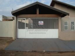 Casa à venda com 2 dormitórios em Parque do trevo, Jaboticabal cod:V2710