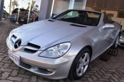Mercedes-benz slk 200 2005 1.8 kompressor roadster gasolina 2p automÁtico - 2005