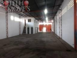 Galpão 400 m² - Zona Leste ótima localização e logística