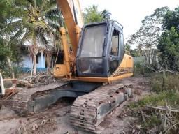 Escavadeira hidráulica case 9020b