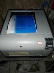 Impressora Laser color cp1515 com problema