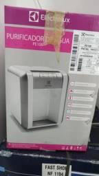 Ar condicionado + purificador de água