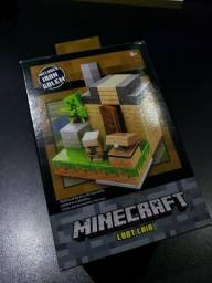 Brinquedo Minecraft