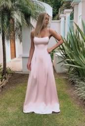 Lindo Vestido longo