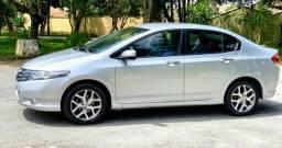 Honda City EX 1.5 Flex 2012 Top de linha Excelente estado - 2012