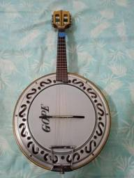 Troco banjo por cavaco linha luthie