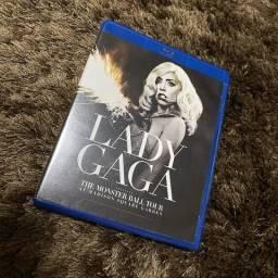 BLURAY Lady Gaga The Monster Ball Tour (excelente estado)