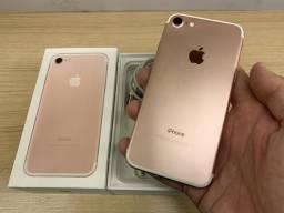 IPhone 7 32gb Rose // Impecável //Completo // Na Savassi