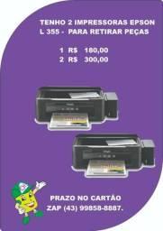 Impressoras Epson L - 355