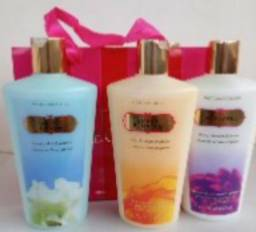 Kit 3 cremes Victoria's Secret Hidratantes