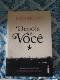 Depois de Você - Jojo Moyes (seminovo em excelente estado)