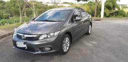 Honda Civic 1.8 lxl automático - 2013