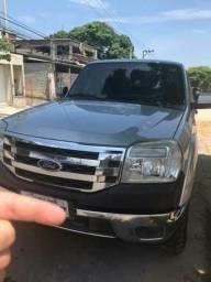 Ranger 2012 xlt 3.0 -4x4 turbo diesel doc ok - 2012