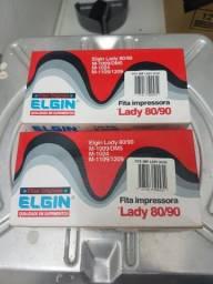 Impressora Elgin Lady 90 com 2 fitas na caixa - Black Friday