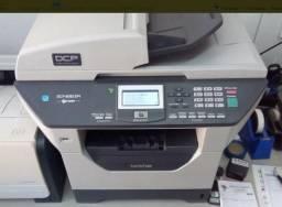 Multifuncional brother 8085dn - impressora laser - funcionando perfeitamente
