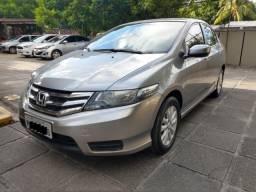 Honda City 1.5 LX 16V Flex Automático 2013 - 2013