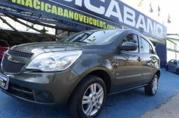 CHEVROLET AGILE 1.4 MPFI LTZ 8V FLEX 4P MANUAL. - 2011