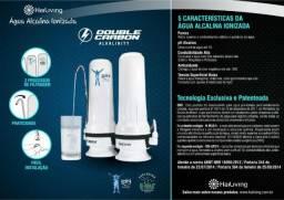 Agua alcalina,tratamento de água residencial