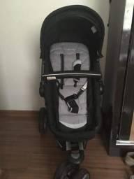 Carrinho e bebê conforto marca Kiddo