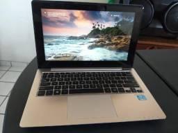 Notebook Asus VivoBook S200E tela LED de 11.6 touchscreen