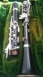 Clarinete Buffet Crampon E11 em Lá (made in germany)